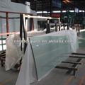 Alta calidad curvado templado de vidrio con bordes pulidos