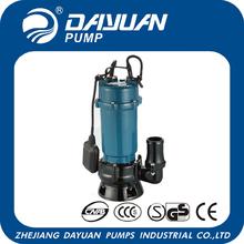 WQD 1.5'' 10m3/h water foot pump