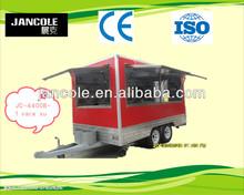 2014 new cart JC-4400B-1 kiosco images windows and shleives