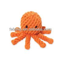 wholesale dog animal shape rope toy