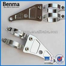 High Quality Motorbike Headlight Holder ,Motorbike Headlight Holder 45mm ,Motorbike Headlight Holder CNC