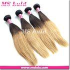 New Arrives!!! 100% Brazilian Virgin Hair Ombre Two Tone Weave