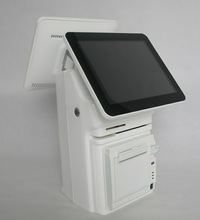 Touch screen pc/ tablet pc/ all in one pc/ pc/ pos machine with pos printer