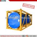 20 pieds - 20000L asphalte / bitume de transport tank container
