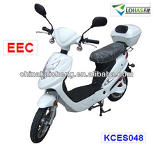 Factory made 2 wheel colorful scooters fashionable UVI electric scooter italian with 2 mini wheel