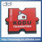 custom soft pvc rubber fridge magnets