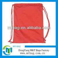 2014 Nylon drawstring hotel laundry bag in bulk plastic bag factory wholesale