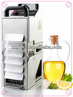 small size used frying oil filter system