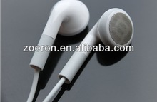 stereo earphone for iphone/apple headset with mic for 4/4G/apple