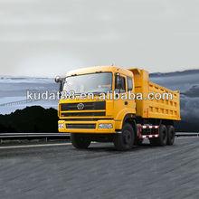 self loading dump truck(STQ3256L8Y9S3 dumper truck,6*4 DUMP TRUCK,375HP dump truck)