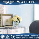 FC20603 / non-woven blue grace wallpaper / white wall paper