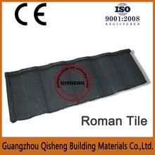 Trasparente di plastica ondulata tetto/i prezzi delle case prefabbricate tegola