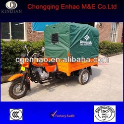 air-cooled 200CC three wheel motorcycle/tricycle for cargo and passenger(Africa market)