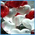 2014 venda quente de alta qualidade da forma do coração balões