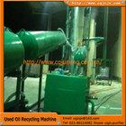 JNC Portable motor oil regeneration refinery