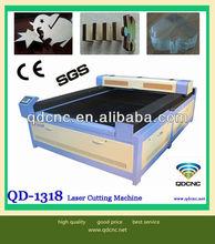 High Quality Laser Key Cutting Machines/Laser Label Die Cutting Machine QD-1318
