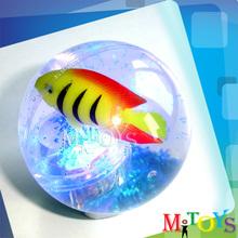 2014 New TPU Crystal Ball Seven Color Crystal ball