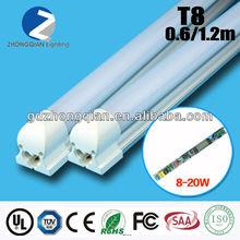 TUV CE SAA wholesale price LED tube light T8 INTEGRATION 13W 900mm PF>0.9 SMD2835 2ft/3ft/4ft/5ft