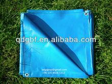 ISO9001 Best Quality UV Treated Fire Resistant Pe Tarpaulin Qingdao Factory
