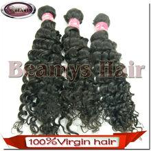 """Beamyshair wholesale queen weave beauty 12""""-36"""" best brazilian kinky hair weave"""