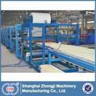 Zhongji SP-5 Z-lock EPS & Mineral Wool Sandwich Panel Production Line