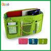 Encai Factory Custom Travel Handbag Organiser/Bag In Bag Insert/Ladies Cosmetic Organiser Bag With Compartment