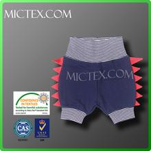 fashion sports cotton children's short pants OEM OEKO-TEX,ISO9001,SGS Certification