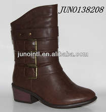 ladies comfort shoes 2014 fashion girl boots office lady boot
