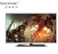 "42"" LED lcd TV set Samsung LG AU panel digital FHD Smart Andriod TV home/hotel use"