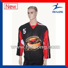 sublimation hockey league custom hockey team jersey