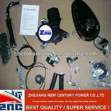 Hot sales black color F50/F60/F80 bicycle engine kit / 48cc /60cc /80cc Bike motor kit