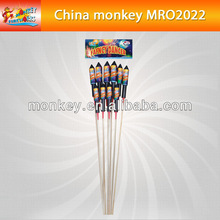 Assorted fancy Combined Big Rocket for consumer Fireworks for sale[MRO2022]
