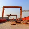 Single girder gantry crane design calculations