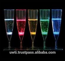 LED Flashing Drinking Glasses