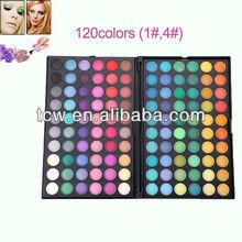 120colors eyeshadow oem,eyeshadow shiner,natural nudes color eyeshadow palette