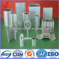 Powder coated finished raw aluminum block,6063 T5 OEM ODM surface treatment