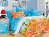 100% cotton printing dog designs bed sheets