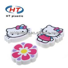 la promoción htel011 gomas de borrar de dibujos animados