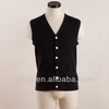 Novel plain fashion knitted vest