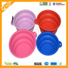 European Hot-selling Silicone Pet Bowl/collapsible Dog Bowl