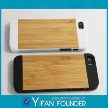 2014 New products for apple iphone 5s wood cover high quality made in china