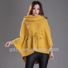 Discount custom ladies short sleeve pullover sweater
