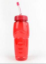 empty clear tritan water bottle bpa free.sipper tritan bottle plastic