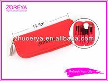 ZOREYA hot sell pvc cosmetic brush bags
