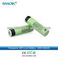 De iões de lítio bateriasrecarregáveis 18650 3.7v 2200 mah