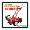 6.5HP Gasoline Power Tiller Mini Chinese Walking Hand Tractor Price List Tractors For Sale By Owner