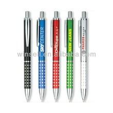 Best-selling modern branded new design plastic ball pen