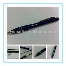 Hot sale promotional design metal ballpoint laser pen
