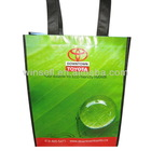 High quality bottom price new non-woven laminated folding bag