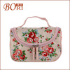 nylon cosmetic bag and make up bag for lady for fan nail art brush